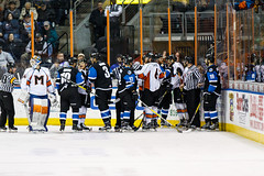 "Missouri Mavericks vs. Wichita Thunder, January 6, 2017, Silverstein Eye Centers Arena, Independence, Missouri.  Photo: John Howe / Howe Creative Photography • <a style=""font-size:0.8em;"" href=""http://www.flickr.com/photos/134016632@N02/31419640753/"" target=""_blank"">View on Flickr</a>"