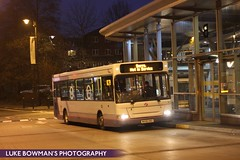 First Manchester 42941 (Bluke's Photography) Tags: first pioneer manchester 42941 dennis dart slf plaxton pointer 2 oldham cheapside bus station