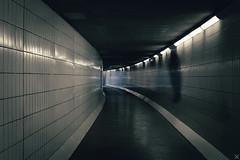 Tunnel (Sandra Julie Photo) Tags: nikon nikond610 2485mm 2485 50mm tunnel ville city urbain paris iledefrance tjws tjwsphotographies