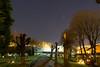 graveyard (Jostein Nilsen Photography) Tags: graveyard 30sec 35mm porsgrunn sky night