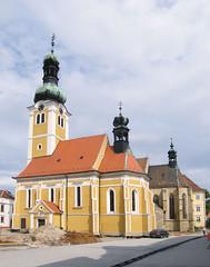 Kőszeg, Szent Imre-templom