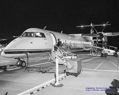 Alaska Airlines #Q400 Loading Up for KBLI-KPDX (AvgeekJoe) Tags: iflyalaska alaskaair alaskaairlines bw bellingham bellinghaminternationalairport blackwhite blackandwhite bombardierdhc8402q bombardierdash8400 bombardierdash8q402 bombardierq400 d5300 dhc8402q dslr dash8 dehavillandcanadadhc8402qdash8 horizonair n449qx nikon nikond5300 propliners q400 aircraft airplane airport aviation plane propliner turboprop night nightshot nightphoto nightphotograph nightphotography kbli