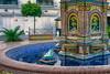 HBM in Vejer de la Frontera, Andalusia, Spain (Janos Kertesz) Tags: vejerdelafrontera andalusia spain fountain seville espana wealth place attraction province bench symbol history tower puebloblanco