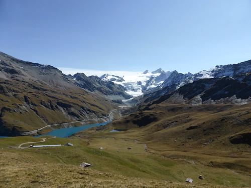 Lac et Glacier de Moiry