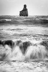 Doble ola (Mplanells) Tags: doble ola benirrás temporal agua lluvia viento
