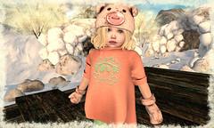 ...wasn't me... (Alea Lamont) Tags: ndmd cuties toddlers mesh avatar children avatars baby body unisex child girl clothing tots truth hair 8f8 gatcha