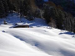 Loin du monde (JMVerco) Tags: hiver winter inverno neige snow neve paysage landscape paesaggio suisse switzerland swizzera vallonderéchy coth sunrays5 flickrchallengegroup