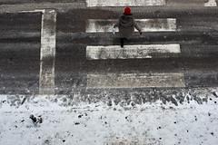 Passing over | Переход (constantiner) Tags: adriatic bar mediterian montenegro streetphoto балканы видсверху город естественноеосвещение зима люди наулице незнакомцы снег урбанизм утро street streetphotography strangers snow subtropical topview citywalks city urban urbanism urbanexploration winter zebra daytime daylight morning winter2017 outdoor crnagora europe balkan balkans mediterranean pentax pentaxk3 sigma sigmaart sigmaart35mm sigmaart35mmf14dghsm sigma35mmf14dghsm 35mm travel travelphotography travelphoto travelpics travelphotos