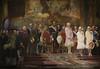 La famille royale (hans pohl) Tags: espagne andalousie séville alcazar art tableaux peintings peintures