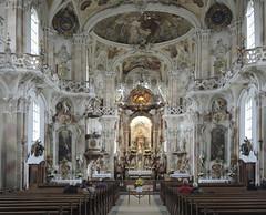 2015-05-04 Birnau, Basilika 'Maria', Germany DSCN7951 (ellapronkraft.) Tags: birnau pilgrimagemariachurch baroquechurch