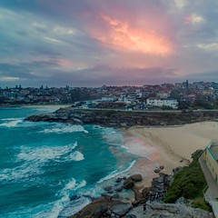 Tamarama Sunset Sky Water Cloud - Sky Nature City Beauty In Nature Sea Cityscape Outdoors No People Scenics Sunset Building Exterior Architecture Built Structure Tranquil Scene Day at Tamarama Beach (alexkess) Tags: sky water cloudsky nature city beautyinnature sea cityscape outdoors nopeople scenics sunset buildingexterior architecture builtstructure tranquilscene daytamaramanewsouthwalesaustraliaau