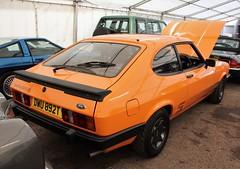 DWU 892T (Nivek.Old.Gold) Tags: 1978 ford capri 30 ghia auto mk3 aca