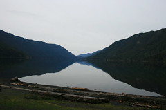 Crescent Lake (gumption) Tags: washington olympicpeninsula olympicnationalpark crescentlake springvacation2015