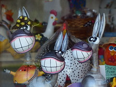 Burros Sorridentes (Iuri Medeiros) Tags: smile handicraft lumix artesanato donkey panasonic burro jumento sorriso bigsmile sorrisão fz200 dmcfz200