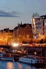 Tanzendes Haus - Prag (www.politik-sind-wir.de) Tags: prag praha tschechien architektur altstadt moldau tanzendeshaus tancdm vladomiluni gingerundfred