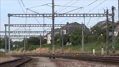 CFL Trainset N 2303 entering the station of Wasserbillig. (Franky De Witte - Ferroequinologist) Tags: de eisenbahn railway estrada chemin fer spoorwegen ferrocarril ferro ferrovia