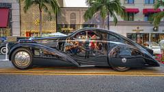 1925 Rolls-Royce Phantom I Aerodynamic Coupe (dmentd) Tags: rollsroyce phantom coupe 1925 aerodynamic