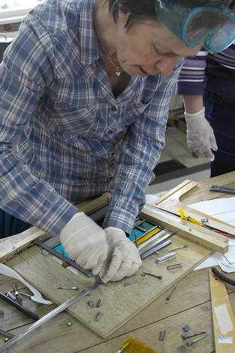 Stained Glass weekend with Jackie Hunt