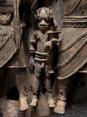 Benin Bronzes (jacquemart) Tags: africa art bronze bristol nigeria benin bini beninbronzes mshed aa100