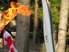 My 2010 Olympic Torch (ROCKINRODDY93) Tags: torchrelay olympictorch 2010vancouverolympics 2010olympictorchrelay