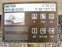 """M60 - Magach 6 1 • <a style=""""font-size:0.8em;"""" href=""""http://www.flickr.com/photos/81723459@N04/19075358775/"""" target=""""_blank"""">View on Flickr</a>"""