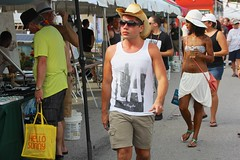 I like the hats (LarryJay99 ) Tags: gay shirtless two people hairy male men guy face sunglasses walking glasses back hands couple nipples arms faces florida masculine manly rear profile caps hats glbt guys tattoos dude males dudes ftlauderdale stud studs strawhat psa nape tatts cargopants cargos ttop wiltonmanors virile efs60mmf28macrousm malegay canon60d ilobsterit