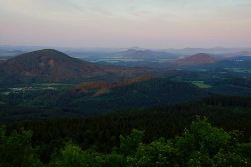 Kopce v Čechách