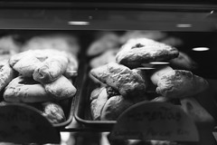 Baguettes (hjonesphotography) Tags: life summer blackandwhite food usa canon french bread cuisine store baguettes pennsylvania delicious pa bakery pastry lancaster deli canon5d 12 50mm12 frenchbread f12 lancasterpa amishcountry 50mmf12 summerlife pastrystore canon50mmf12 canon50mm12 vsco teamcanon 5d3 5dmarkiii vscofilm