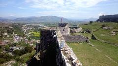Rozafa Castle -  Shkoder 0963 (Chris Belsten) Tags: castle albania archeaology shkoder rozafa illyrian
