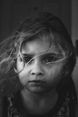 Pretty Girl (AGraddyPhoto) Tags: portrait blackandwhite girl canon child daughter prettygirl canon60d agraddyphoto