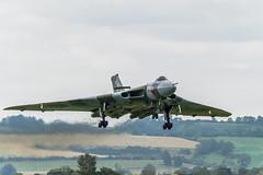 Yeovilton Air Day 2015 (GuySwarbrick) Tags: aviation f16 merlin vulcan c17 e3 wildcat lynx typhoon seaking royalnavy fleetairarm wafu rafale flynavy superetendard hmsheron rnasyeovilton commandohelicopterforce