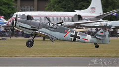 IMG_7730 (benji1867) Tags: show b red sea bird bristol fly flying war air north bull sally airshow b17 american airbus legends duxford corsair oldtimer spitfire hispano lightning mitchell mustang blenheim warbirds dakota fury goodyear warbird messerschmidt p51 grumman avenger b25 breitling me109 supermarine p38 seafire 2015 ju52 sallyb junkers vought forteress avgeek buchon dougless bollingbroke