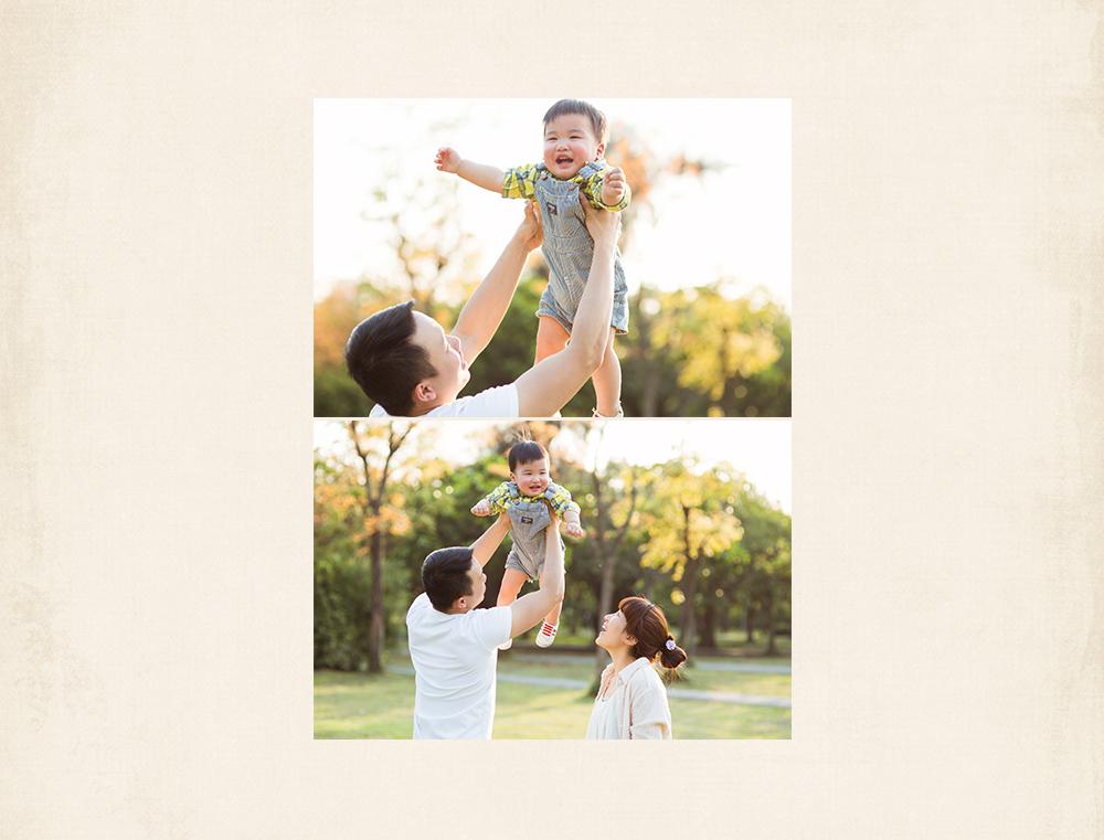 寶寶週歲寫真親子全家福寫真攝影親子成長拍照紀錄攝影師