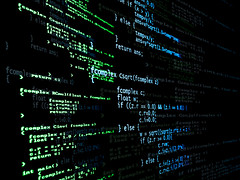 Digital program code (james.cordeiroprofessional) Tags: world art illustration digital computer advertising design 3d code commerce technology background web internet www security system monitor crack communication business lan software online program download data binary mathematics hacker network language ecommerce publicity electronic connectivity bit source cyberspace connect computering byte sjoc20abc