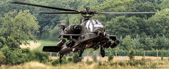 RNLAF AH-64D Apache (DrAnthony88) Tags: aircraft raffairford royalnetherlandsairforce nikond810 ah64dapache modernmilitary nikkor200400f4gvrii royalinternationalairtattoo2015 riat2015 likeavoraciousinsect