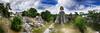 IMG_2401_IMG_2405-5 images Tikal, Guatemala. Templo del Gran Jaguar o Templo I. Panorama dal Tempio II. (Giovanni Pilone) Tags: tikal guatemala piramide trip travel paysage panorama paisajes paisaje paesaggio monumento monumenti monument maya centroamerica arte arquitectura architettura architecture archeologia america tempio temple templo templodelgranjaguar temploi temploii vista allaperto scavi sitoarcheologico sito americalatina stitched stitch pano