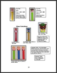 Collector Guide to Non-PEZ Plastic Candy Dispensers - Page 23 (Lightyears to Yesteryear) Tags: nonpez candy candydispensers yummy pebbles barneyrubble huckleberryhound yogibear hannabarbera