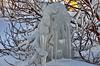 Eisgebilde (martin bildermacher) Tags: eis ice wasser zweige ast winter kalt thüringen germany cold d5100 nikon frozen gefroren
