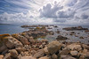 (425/16) Pedras Negras II (Pablo Arias) Tags: pabloarias photoshop nxd cielo nubes españa roca formaciónrocosa mar agua costa paisaje sanvicentedomar ogrove pontevedra comunidadgallega playa océano