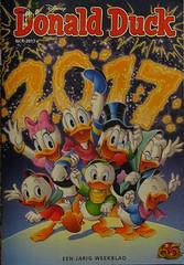 HAPPY NEW YEAR (streamer020nl) Tags: donald duck happy new year magazine cover 2017 no1 holland kwik kwak kwek explore dagobert katrien daisy weekly 65 oma mcduck scrooge