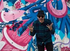 Backstage 05 (gabrielevalenti1) Tags: ballerino palermo sicilia dance ballo videoclip cantieri culturali alla zisa street art graffiti