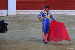 El Fandi (Fotomondeo) Tags: elfandi matador torero toro toros corridadetoros plazadetoros bull bullfight bullfighter alicante alacant valencia españa spain lashoguerasdesanjuan fujifilmxm1
