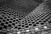 Bricking It (Sean Batten) Tags: switchhouse tatemodern london england unitedkingdom gb blackandwhite bw nikon df 35mm bricks architecture city urban lines