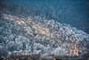 Dernier rayon de soleil sur l'église de Vuiteboeuf (365jours, Alain Bovard) Tags: vuiteboeuf jura vaud église church winter lastlight light lumière tree arbre sapins paysage landscape canon 135f2 alainbovard visionlarge