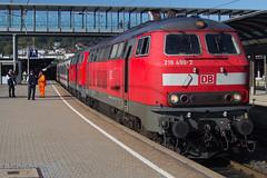 218499 & 219484, Ulm Hbf (Womble66-6) Tags: ulm badenwürttemberg germany de