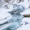 freezing cold (hjuengst) Tags: jenbach badfeilnbach stream creek wildstream waterfall winter frozen cold snow landscape bavaria