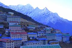 01. April 2016 - unser 11. Trekking-Tag (Alfesto) Tags: nepal trekking himalaya hiking namche khumbuarea sagarmathanationalpark 01april2016