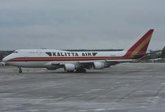 Kalitta Air Boeing 747-446(BCF) N742CK 170117 ARN