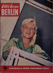 Guten Morgen Berlin (nebbich) Tags: ddr ddrprodukte ddrspuren gdr berlin henselmann blond