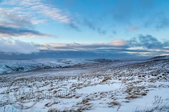 January Snow 2017 043 -  Wessenden Head (Mark Schofield @ JB Schofield) Tags: huddersfield pennines pennineway moors moorland peat nationalpark thenationaltrust marsden scammonden pulehill marchhaigh wessenden wessendenvalley meltham wessendenhead reservoir water watershed snow winter landscape bog rock ice outdoors open space panoramic canon 5dmk3 holmemoss mast